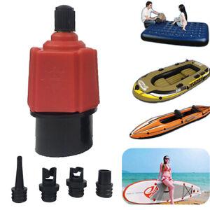 Sup Adapter Inflatable Boat Pump Adaptor Air Valve Paddle Board Pump  T K U O