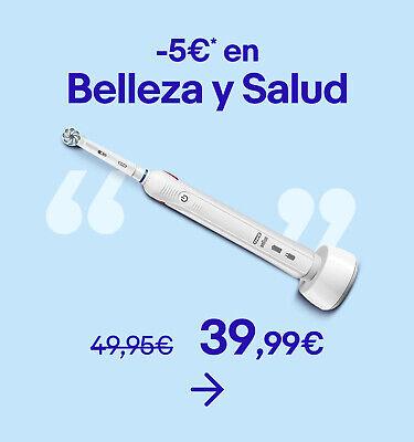 -5€* en Belleza y Salud