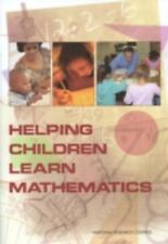 Helping Children Learn Mathematics by Jeremy Kilpatrick