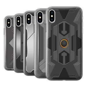 Gel-TPU-Case-for-Apple-iPhone-X-10-Armour-Armor