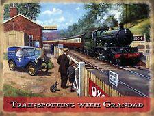Trainspotting,Treno A Vapore,Ferrovia Motore 4082,Classico,Medio Metallo/Tin