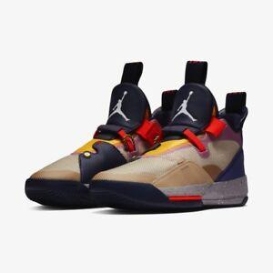 720ceaa041b Details about Nike Air Jordan XXXIII 33 Utility Men s Basketball BV5072-200  Sz 8-12🔥