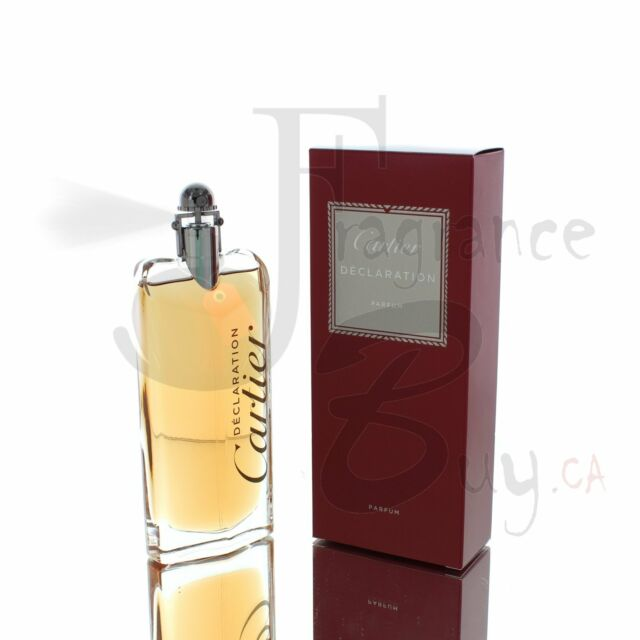 Cartier Declaration Parfum M 100ml Boxed