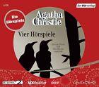 Vier Hörspiele von Agatha Christie (2011)
