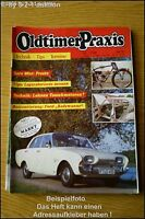 Oldtimer Praxis 7/90 Ford 17M Bentley MK 6 Presto