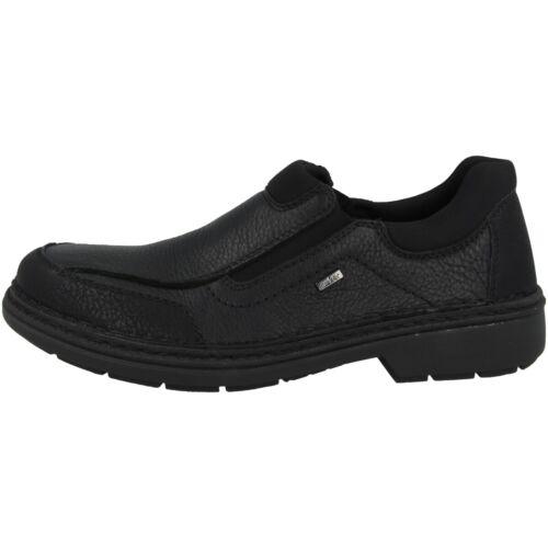 Rieker Greece-Michigan-Scuba Schuhe Men Herren Freizeit Slipper black 05051-00