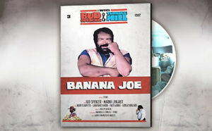 I mitici Bud Spencer & Terence Hill n. 3, Banana Joe, DVD editoriale nuovo