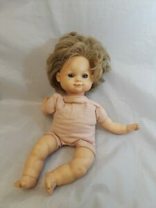 Vintage-German-Doll-Turtle-Mark-15-034-Tall