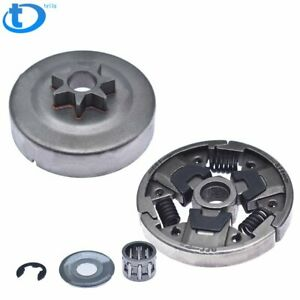 Spur Sprocket Clutch Drum Kit For MS291 MS 291 271 Stihl MS271 Chainsaw .325-7T