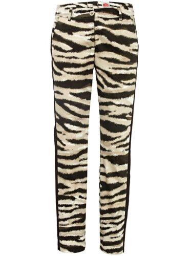 Druckhose Neuf!! Travel Couture by Heine zebraprint KP 59,90 € SOLDES/%/%/%