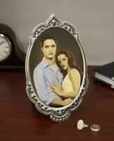 Twilight Saga Breaking Dawn Edward And Bella 5x7 Metal Photo Picture Frame