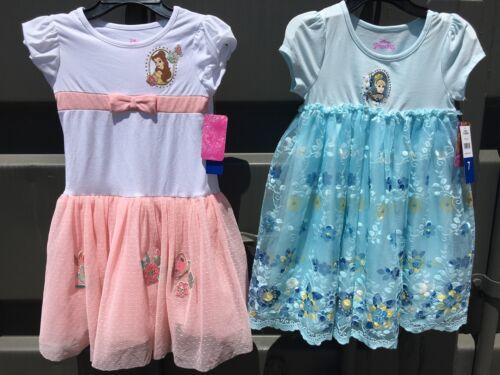 Belle and Cinderella Dress Beautiful PRINCESS Disney Dresses SO PRETTY