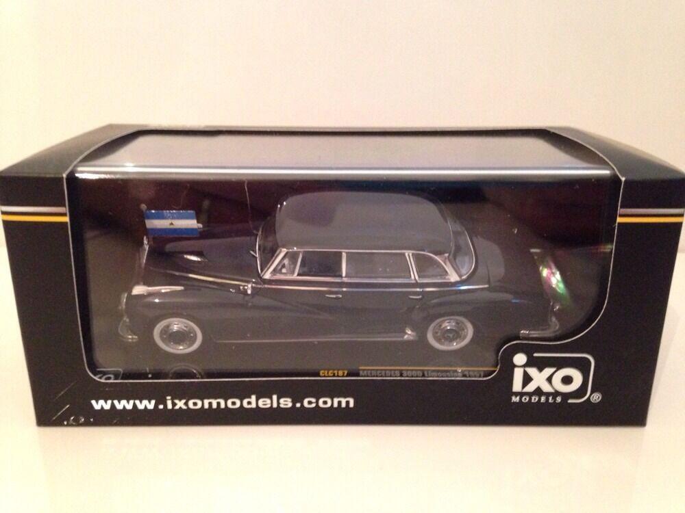Mercedes 300d Limousine 1957 Président Somoza de Nicaragua Ixo Clc187