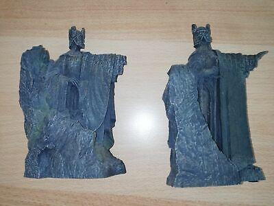 Der Herr der Ringe Hobbit Die Tore von Gondor Argonath Statue Buchstützen