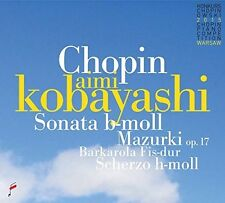 Chopin / Aimi Kobaya - Chopin: Sonata B Minor / Mazurki Op 17 [New CD] UK - Im