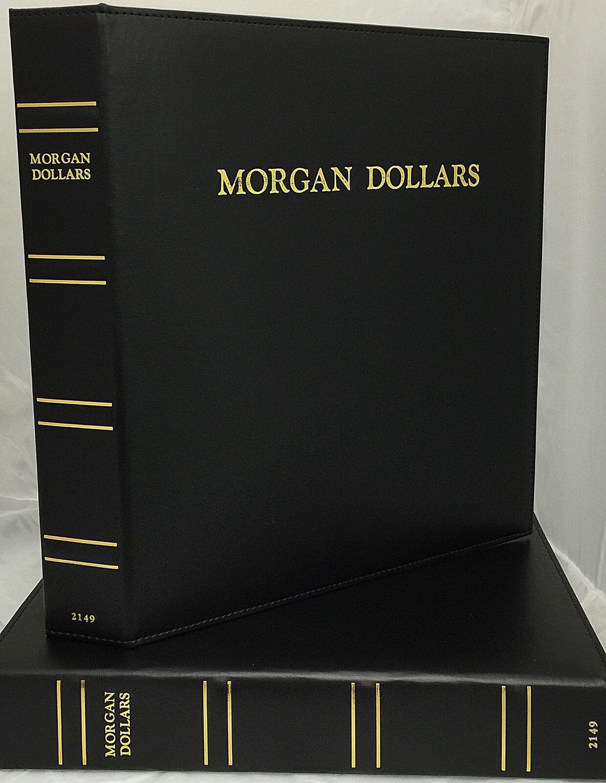 7178-3 Page 3 DANSCO Album Page Morgan Silver Dollars #7173-3