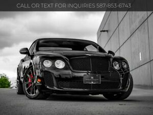 2011 Bentley Continental Supersports Convertible