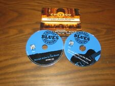"""Chicago Blues Reunion """"Buried Alive in the Blues"""" CD/DVD Out of the Box Records"""