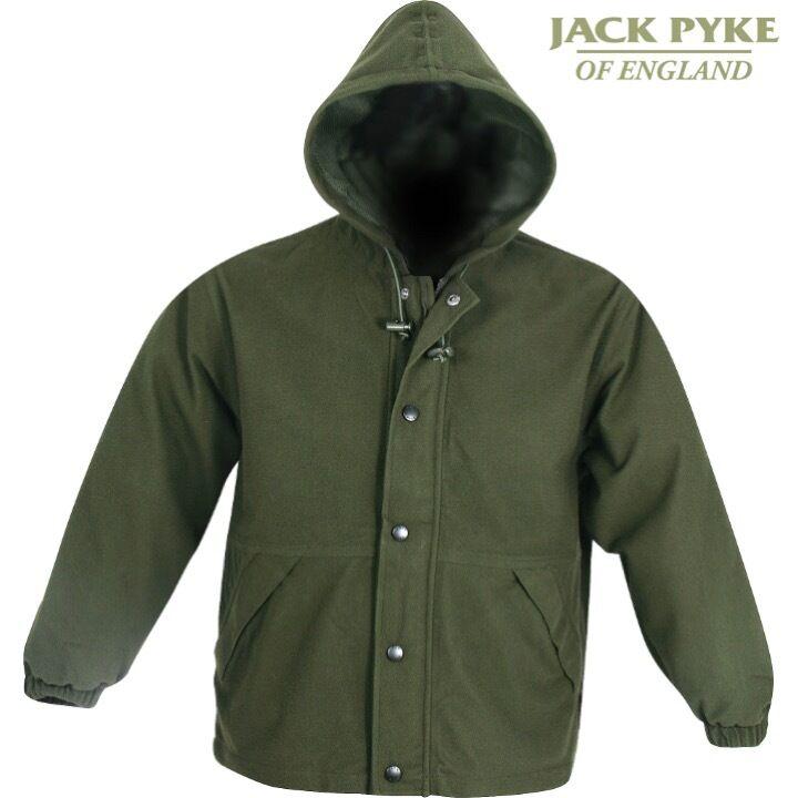 JACK PYKE KIDS JACKET MANTEAU 100% IMPERMÉABLE AUX 5-12 ANS CHASSE TIR GARÇON FILLES