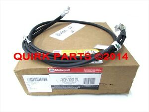 Details About 1997 1999 Ford F 150 F250 46l Navigator 54l 4x4 Negative Battery Cable Oem New