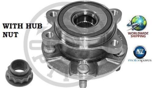 /& GT nouveau hub roulement roue avant kit de montage Pour Toyota RAV4 2.0 2.2 DT D4D 2005