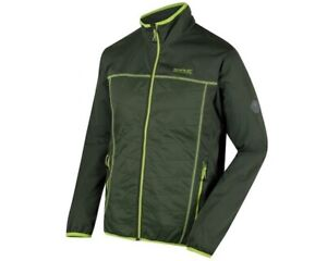 Men's Regatta Walson Stretch Light Hybrid Golf Softshell Jacket Coat RRP £60