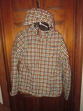 BNWOT Boy's BURTON dryride snowboard coat jacket parka size M medium 12