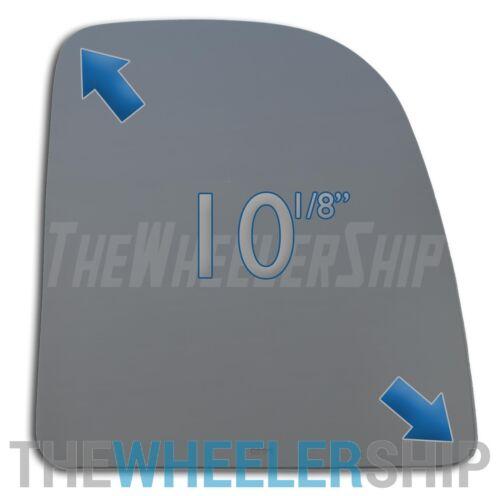 Mirror Glass For Ford E-Series E-150 E-250 SD E-350 F-Series Passenger Side