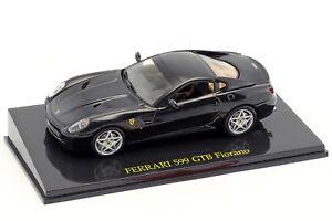 Ferrari-599-GTB-Fiorano-negro-con-vitrina-1-43-Altaya