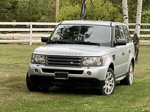 2008 Land Rover Range Rover Sport 4WD 4dr HSE