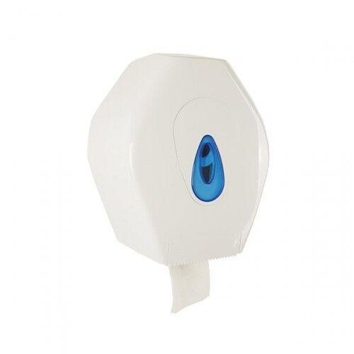 """MINI DISTRIBUTEUR ROULEAU WC Plastique 3 /""""Core spd429 verrouillables Evolution Jumbo"""