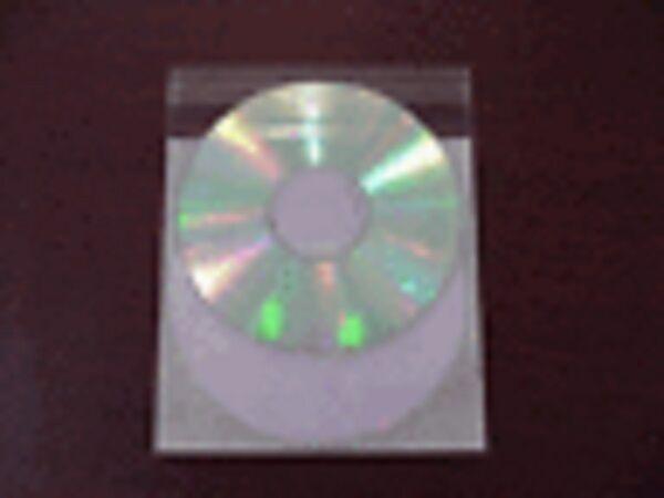 1000 NEW PP 2 CD SLEEVE,INNER LINER W PEEL&SEAL PP2C SALES