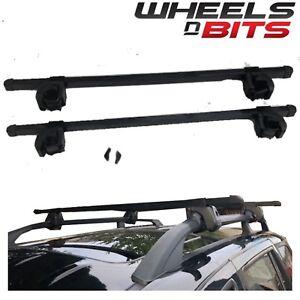 BMW E61 5 Series Touring Estate Roof Bars rack cross bar rails locking