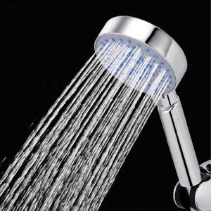 Hoher-Druck-Rostfreier-Stahl-Badezimmer-Zubehoer-Wasser-Sparen-Duschkopf
