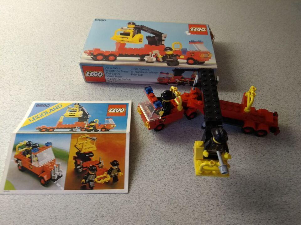 Lego andet, Legoland 6690 og 6691
