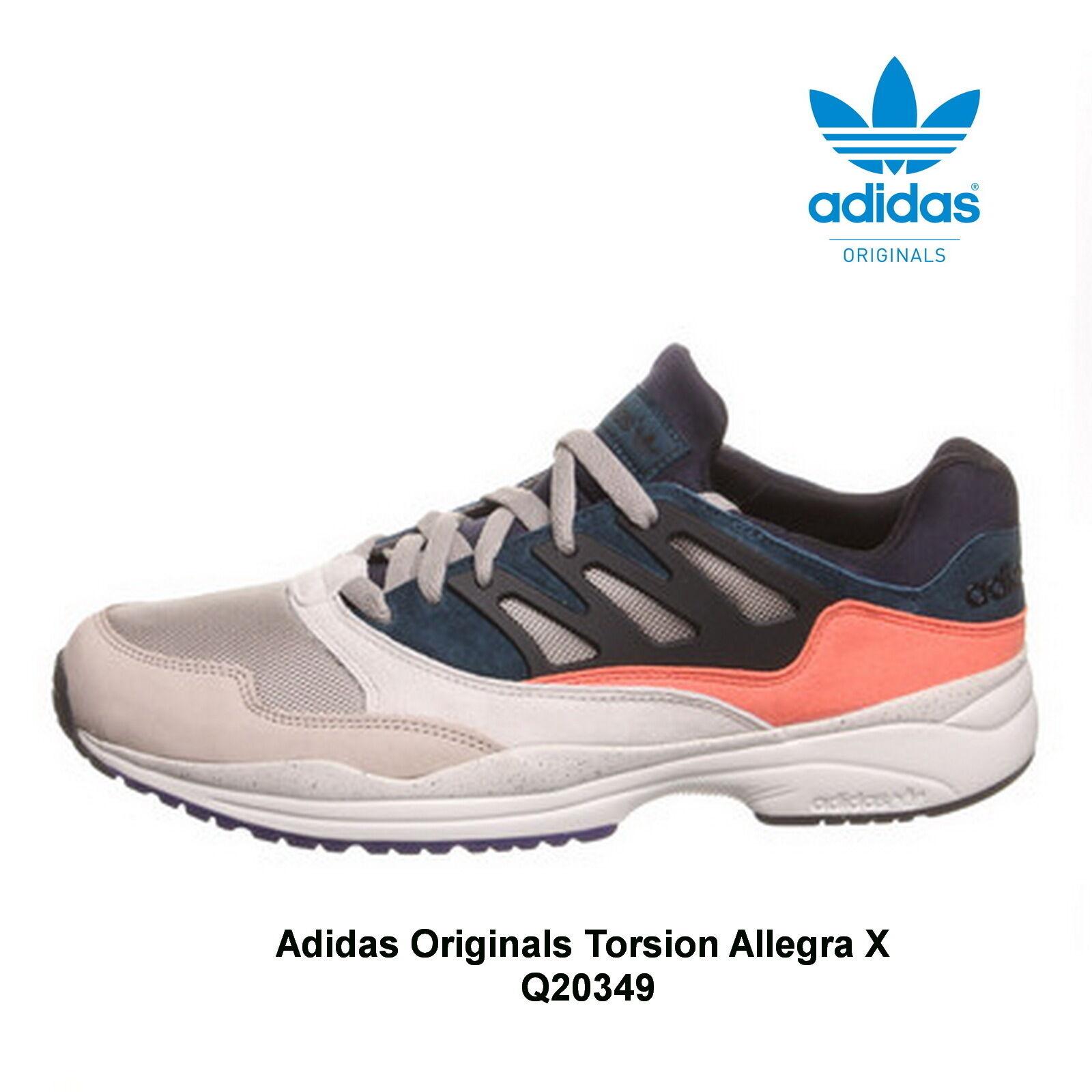 Los zapatos más populares para hombres y mujeres Adidas torsion allegra x señores q20349 FB. colsil/Black 1/blicor