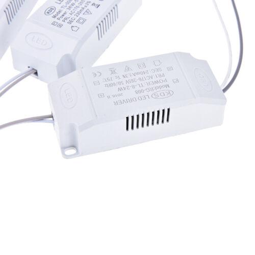 kr8-24//24-36//36-50w led driver supply light transformers for led downlight YR