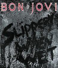 BON JOVI - SLIPPERY WHEN WET (BLU-RAY AUDIO)  BLU-RAY NEU