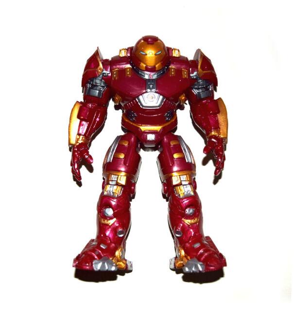 Marvel Iron Man Hulkbuster Armor Age Of Ultron Avengers Action Rh Ebay Com Hulk Vs
