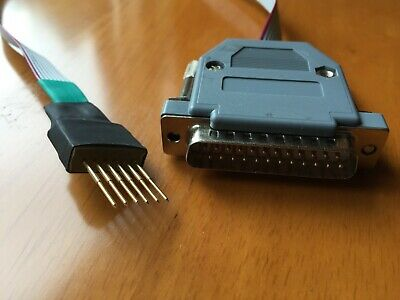 POGO Adapter for NISSAN 6 pin 3mm Pitch for Digiprog 3 programmer