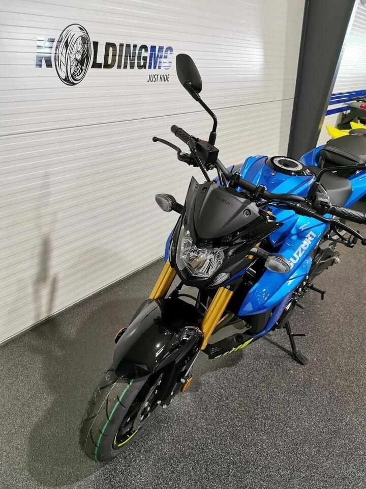 Suzuki, GSXS 750, ccm 750