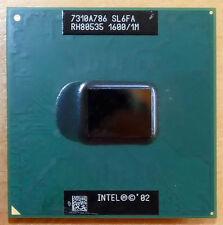 CPU portátil Intel Pentium M sl6fa 1,60ghz/rh80535gc0251m procesador
