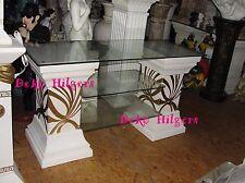 Regal TV Tisch HiFi Säule Säulenregal Säulen Exklusiv Dekoration Möbel 1841 F70+