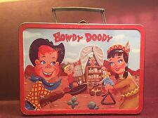 Vintage 1954 ADCO Howdy Doody Metal Lunchbox