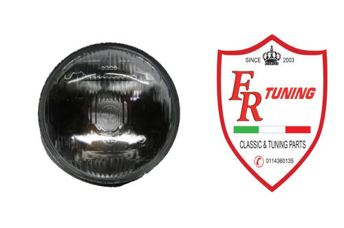 Left Side Wide Angle Mirror Glass for Fiat Ducato 1981-1993 0057LAS
