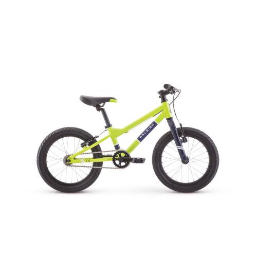 Raleigh 2018 Rowdy 16 Youth Mountain Bike Green