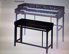 Hammond XK System BENCH only for 25-Note Pedal Board /XK5 /XLK5 organ   //ARMENS