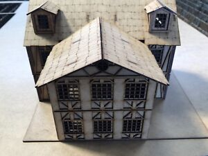 Details about 28mm Fantasy Gaming Scenery Tavern