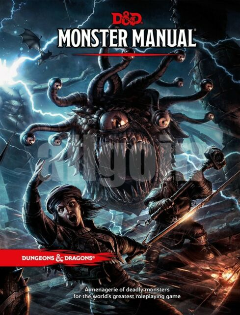 Dungeons & Dragons FIFTH EDITION MULTI-LISTING QUINTA EDIZIONE MANUALI 5th Next