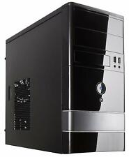 Rosewill FBM-01 Steel Mini Tower Computer Case - Black